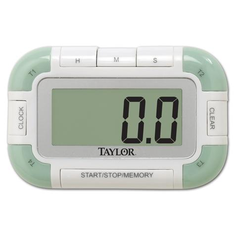 Timer digital de 4 eventos 5862
